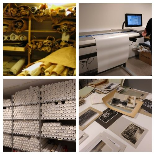 Establishing the Archive
