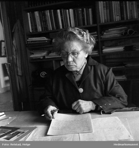 The collection of Karen Reistad (1900-1994)