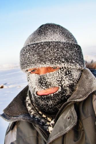 Hjelp jeg fryser!