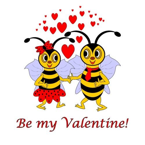 Valentine's Day: Insektenes beste sjekketriks
