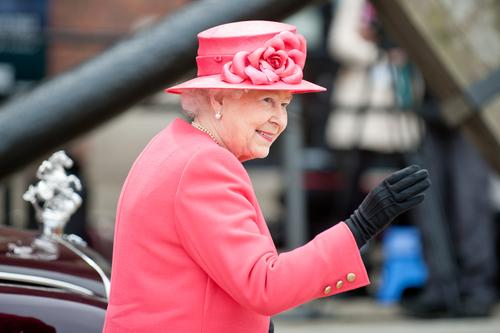 Dronningens bøddel