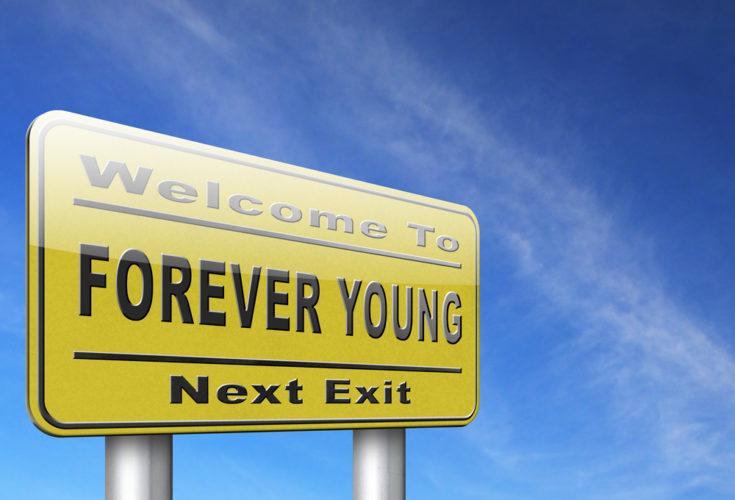 Evig ung – billen som kan leve livet baklengs