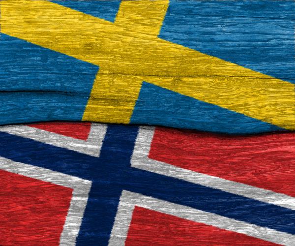 Norsken, svensken og billen