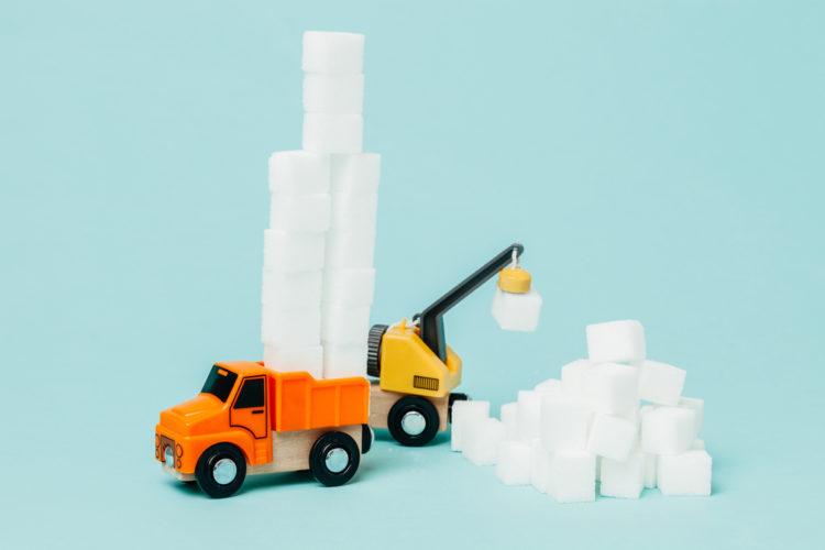 Sukker på vandring