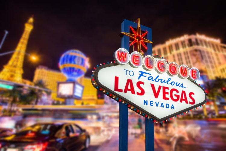 Gresshoppesvermer inntar Las Vegas!