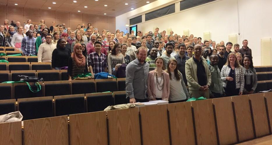 International students 2015