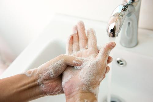 Syk av klorvann