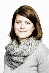 Camilla Kielland, veterinær og forsker ved NMBU, jobber med dyrevelferd og sykdomsforebygging.
