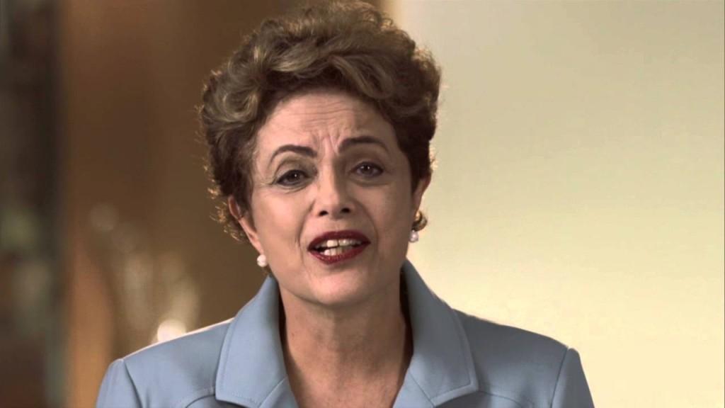 Brazil's president Dilma Rouseff. Photo: Wikipedia Commons