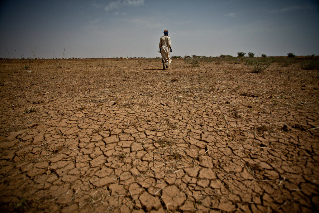 Sahel. Photo: Oxfam International via Flickr