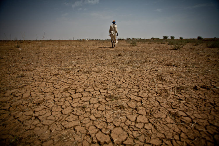 Does Climate Change Cause Conflicts in the Sahel?