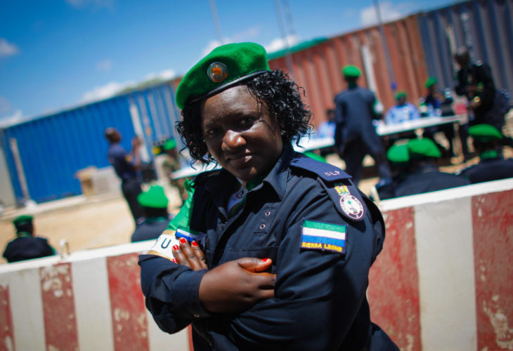 What we study when we study police reform in post-conflict states