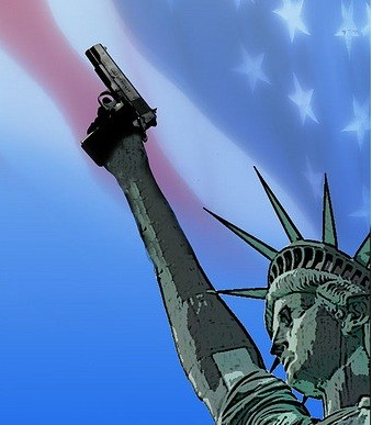 Happiness is a Warm Gun? Living Liberty and Fear in the United States
