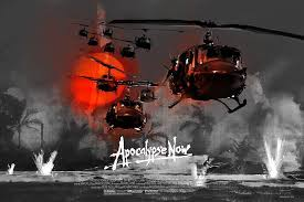 Movie poster, Apocalypse Now (1979). Photo: flickr
